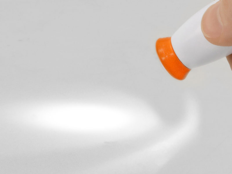 """Брелок-фонарик с ручкой """"Builder"""" арт. 711108_d"""