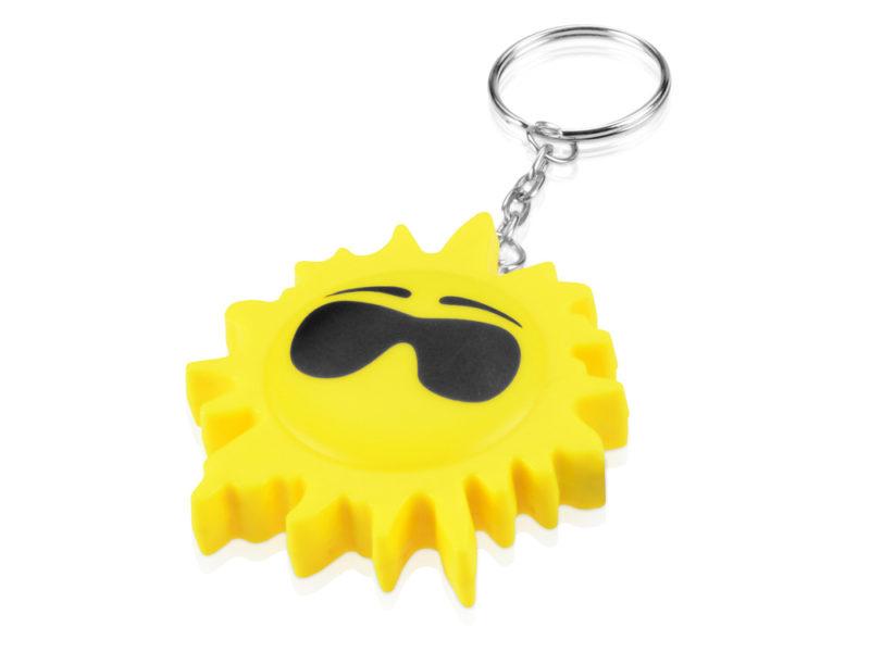 Брелок-рулетка «Солнце», 1м арт. 719504_a