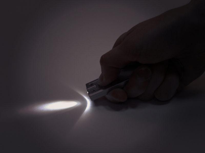 """Брелок-фонарик """"Сияние"""" арт. 719520_b"""