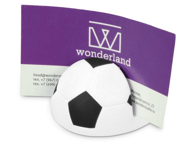 Подставка для визиток «Футбол» арт. 759418_b