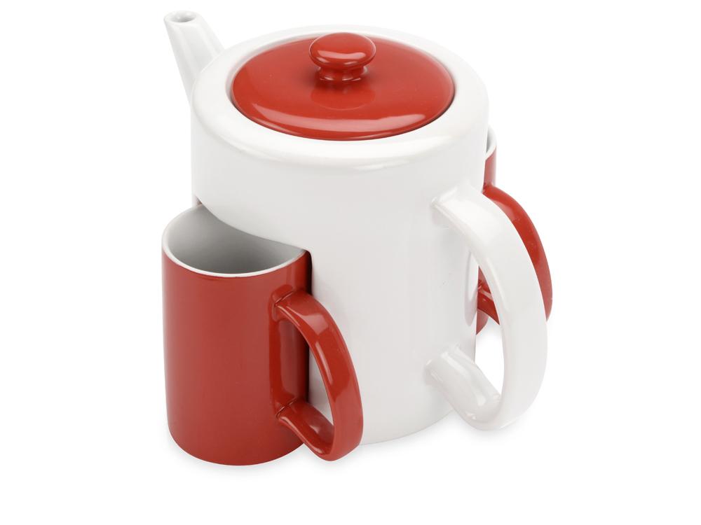 Набор: чайник, 2 чашки арт. 823201_b