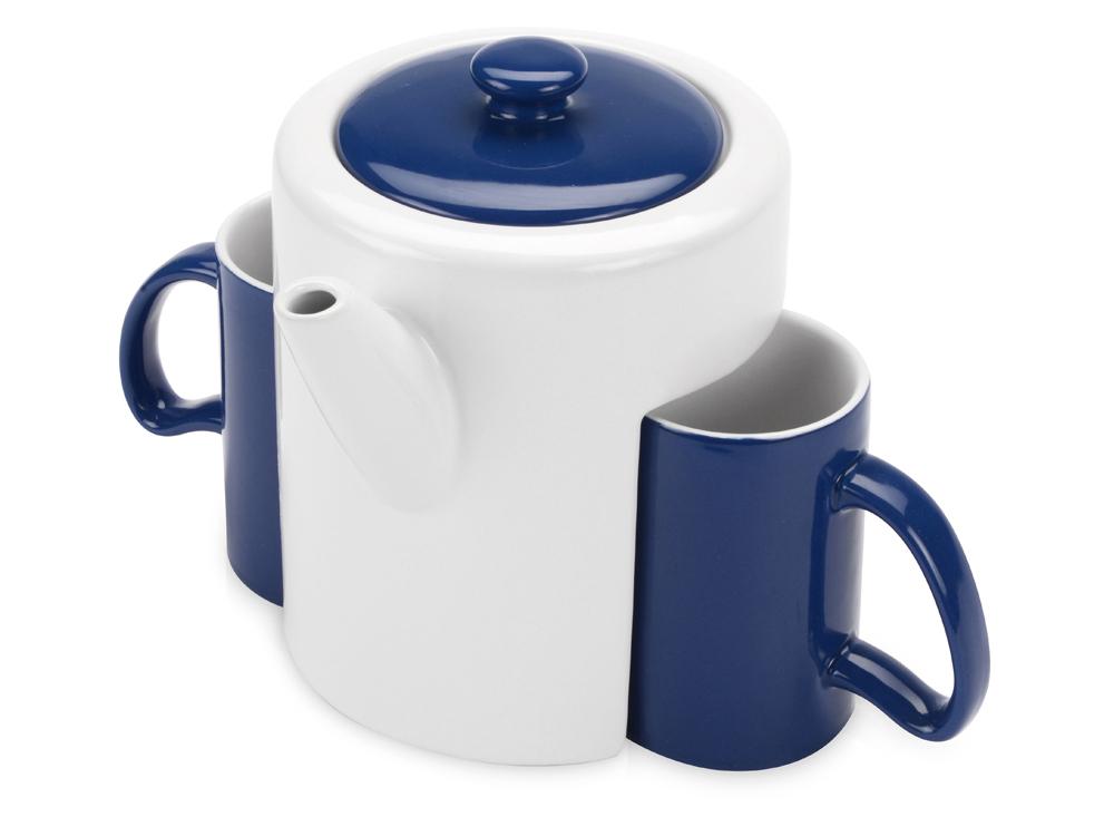 Набор: чайник, 2 чашки арт. 823202_a