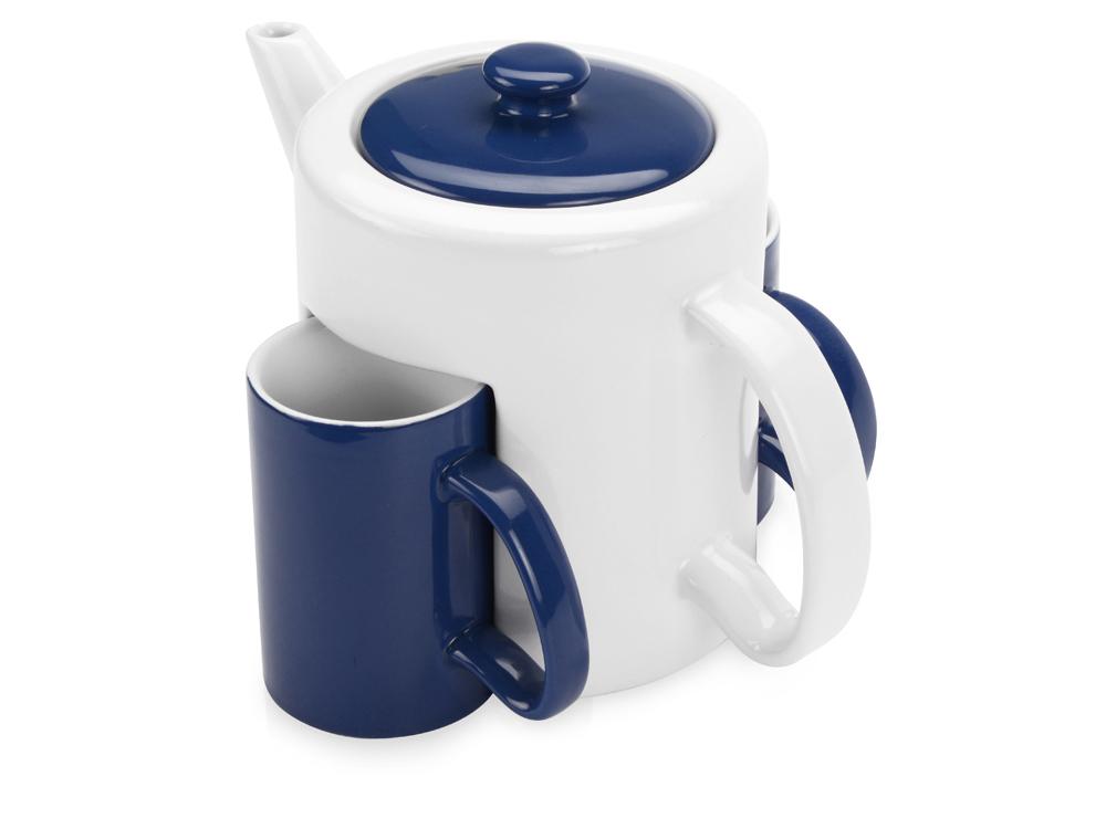 Набор: чайник, 2 чашки арт. 823202_b