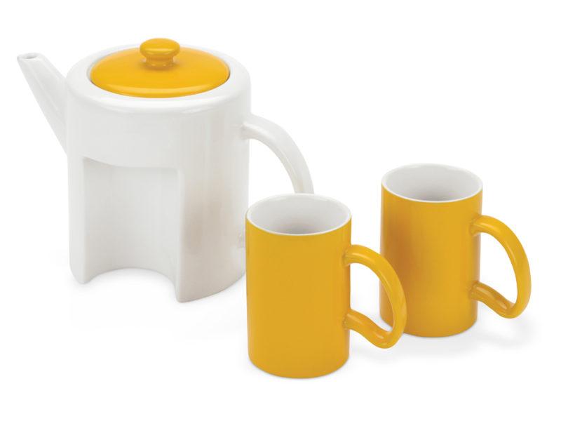 Набор: чайник, 2 чашки арт. 823204_c