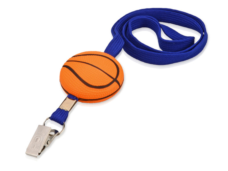 Ремешок на шею «Баскетбол» арт. 839448_a