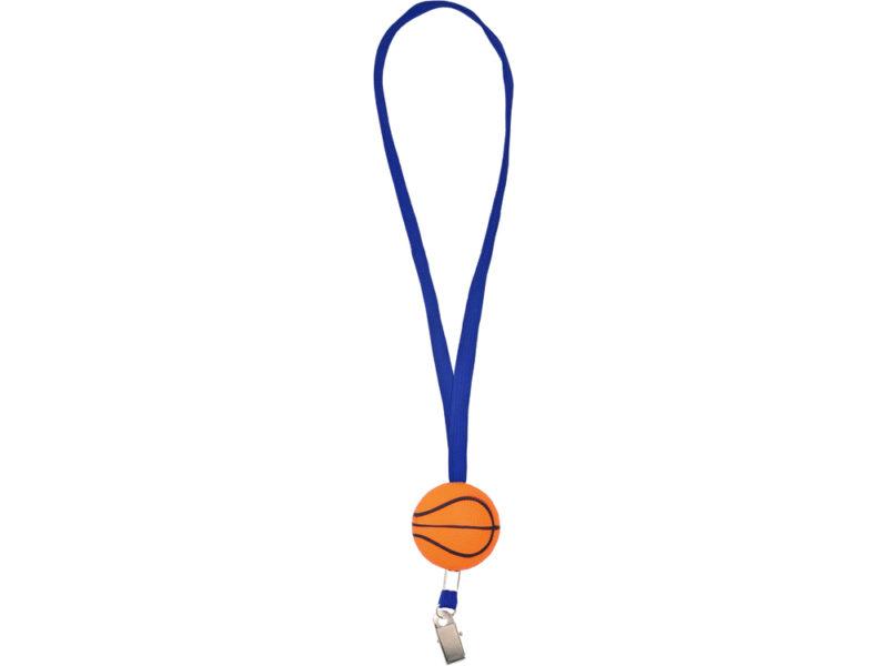 Ремешок на шею «Баскетбол» арт. 839448_b