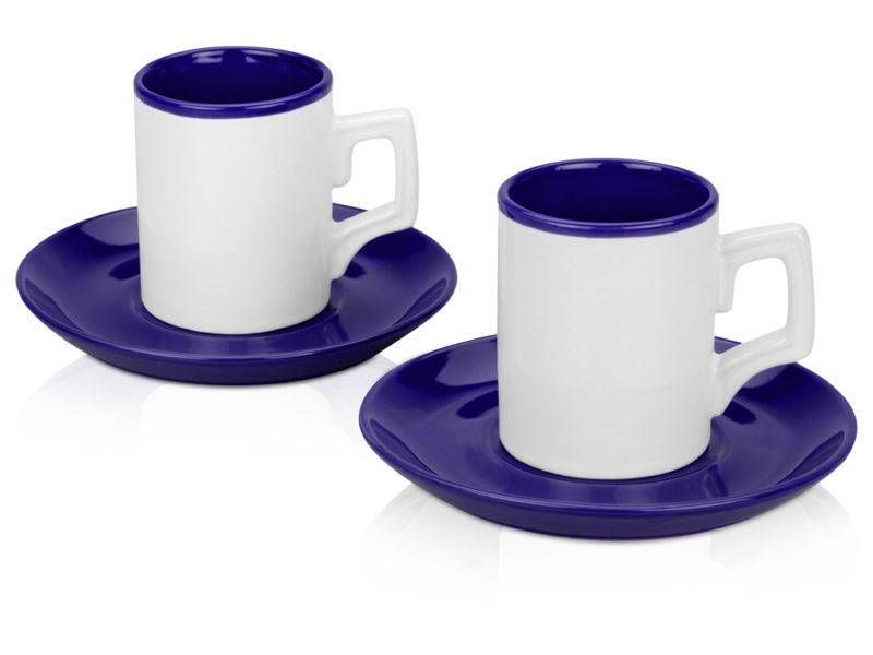 "Набор ""Дуо"": 2 чашки с блюдцами арт. 877712_a"