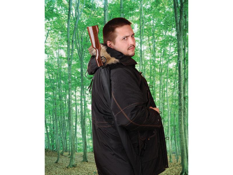 Зонт-трость «Охотник» арт. 906167_b
