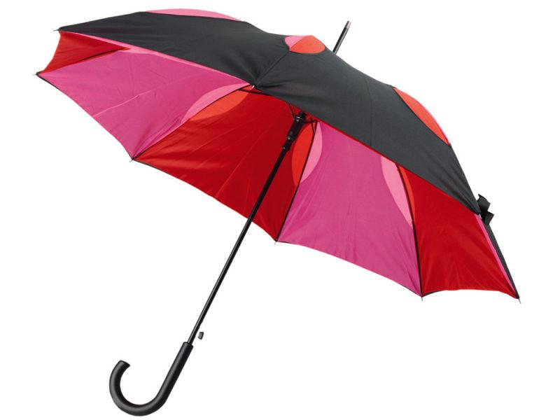 Зонт-трость «Листья» арт. 907111_a
