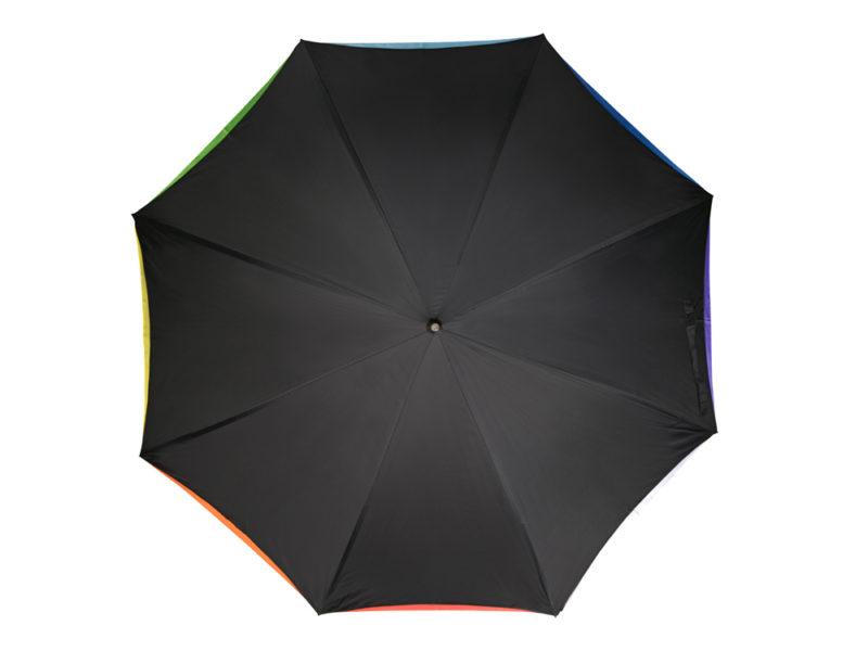 Зонт-трость «Радуга» арт. 907157_e