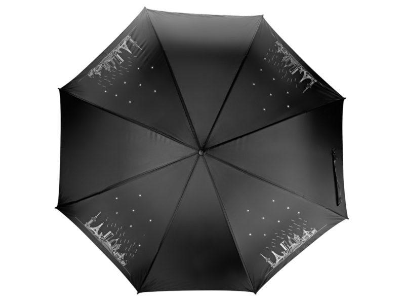 """Зонт-трость """"8 чудес света"""" арт. 907167_f"""