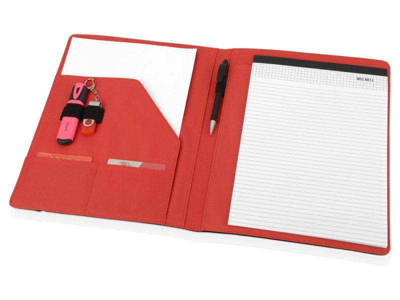 Папка для документов «Делос» с блокнотом арт. 923901_b