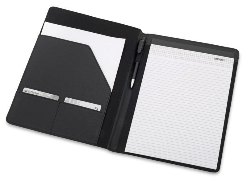 Папка для документов «Эдингбург» с блокнотом арт. 923990_b
