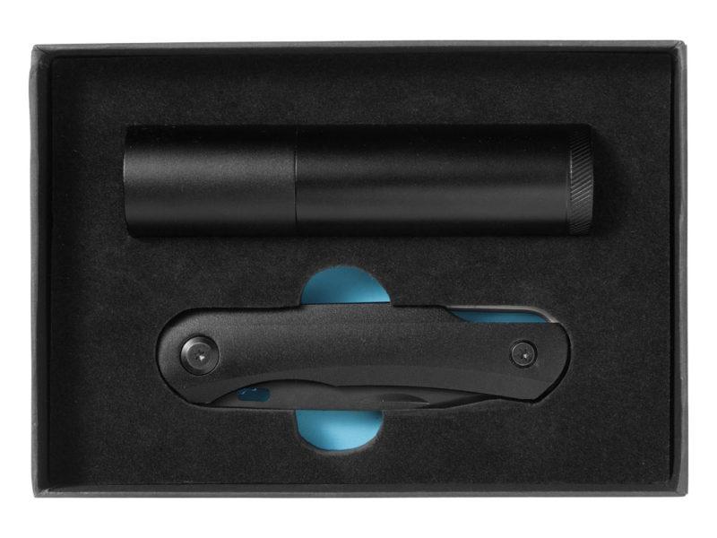Набор: нож, фонарик арт. 10420600