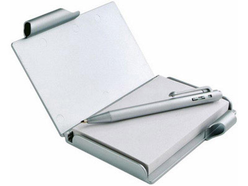 Блокнот с ручкой арт. 10602300