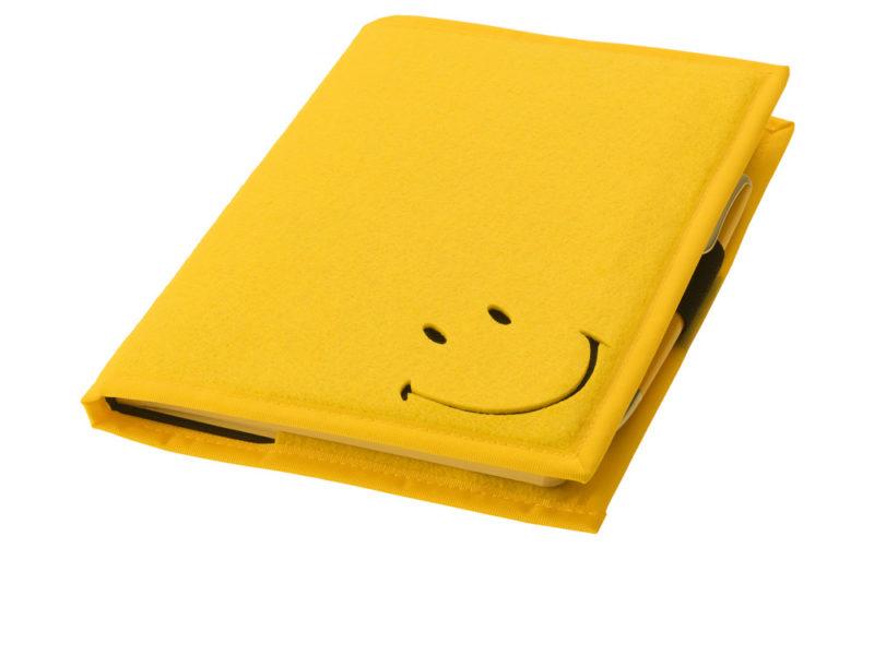 Блокнот со сменным блоком арт. 10635400