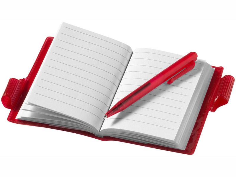 Блокнот с шариковой ручкой арт. 10679201