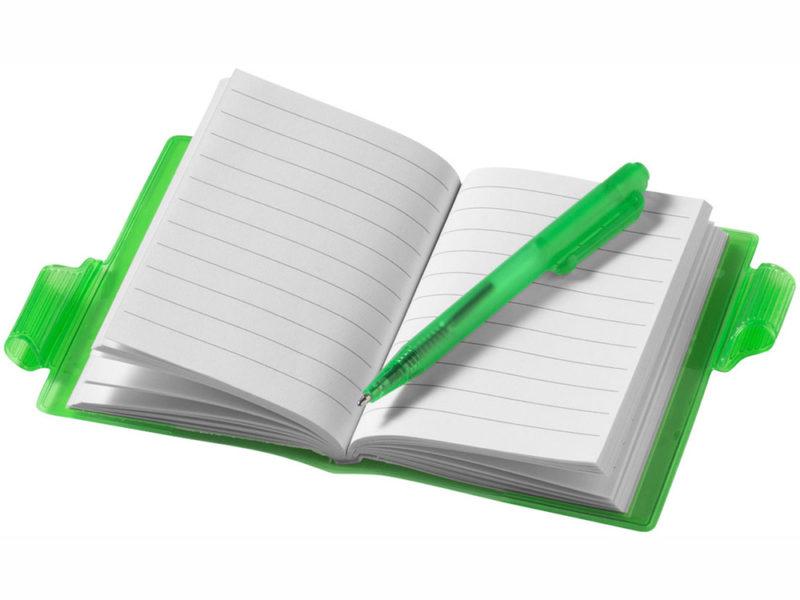 Блокнот с шариковой ручкой  арт. 10679202