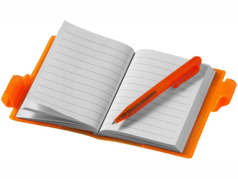 Блокнот с шариковой ручкой  арт. 10679204