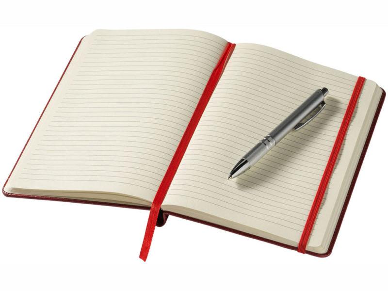Блокнот с ручкой арт. 10679602