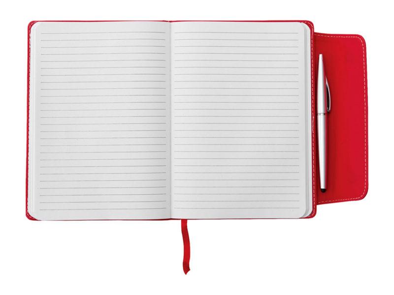 Блокнот с шариковой ручкой-стилусом арт. 10685102