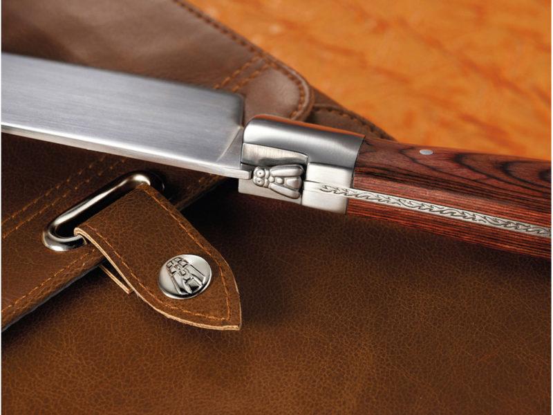 Набор кухонных ножей «Норвич» : нож шеф-повара, нож для чистки овощей, универсальный нож арт. 40265048