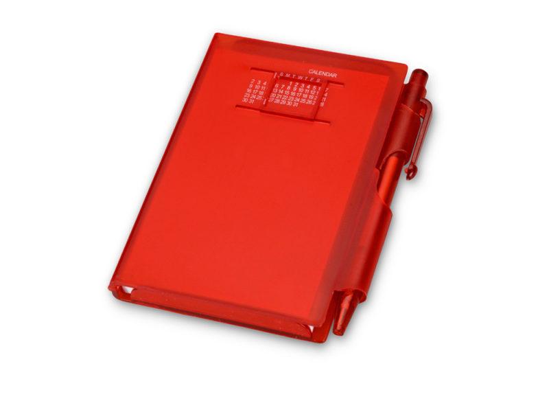 Блокнот с  календарем и ручкой арт. 789501