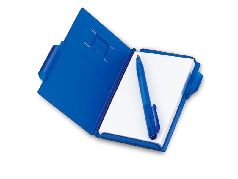 Блокнот с  календарем и ручкой арт. 789502