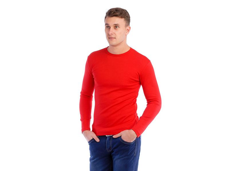 Джемпер красный