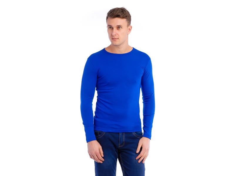 Джемпер синий