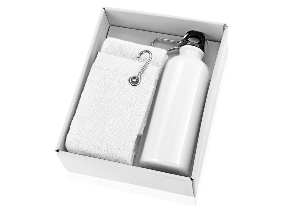 Набор для фитнеса: бутылка, чехол для бутылки арт. 853206