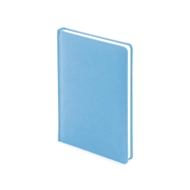 Ежедневник-недатированный-А5-VELVET-небесно-голубой
