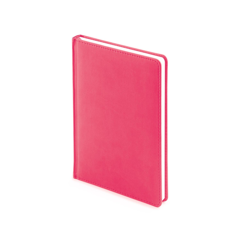 Ежедневник-недатированный-А5-VELVET-розовый