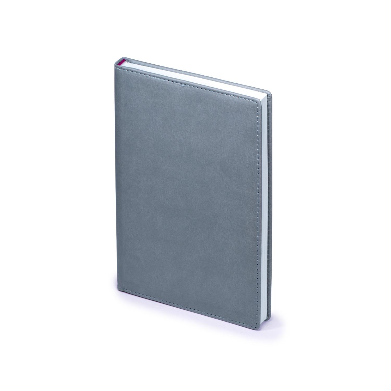 Ежедневник-недатированный-А5-VELVET-светло-серый