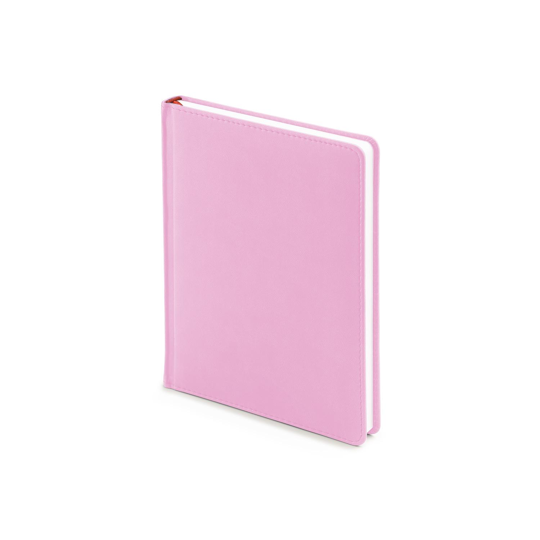 Ежедневник-недатированный-А6-VELVET-нежно-розовый