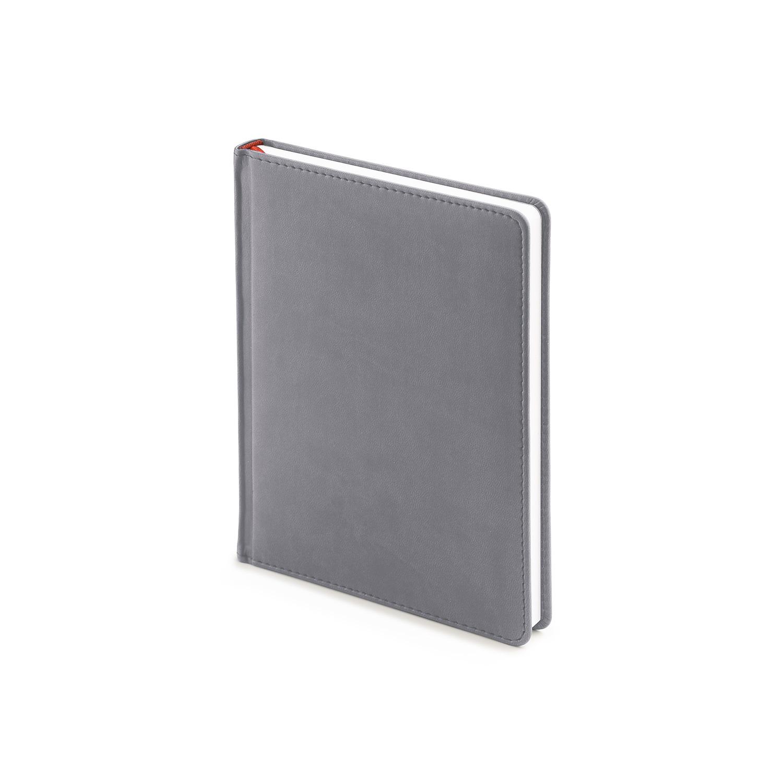 Ежедневник-недатированный-А6-VELVET-светло-серый